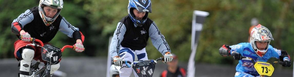BMX in Gisborne