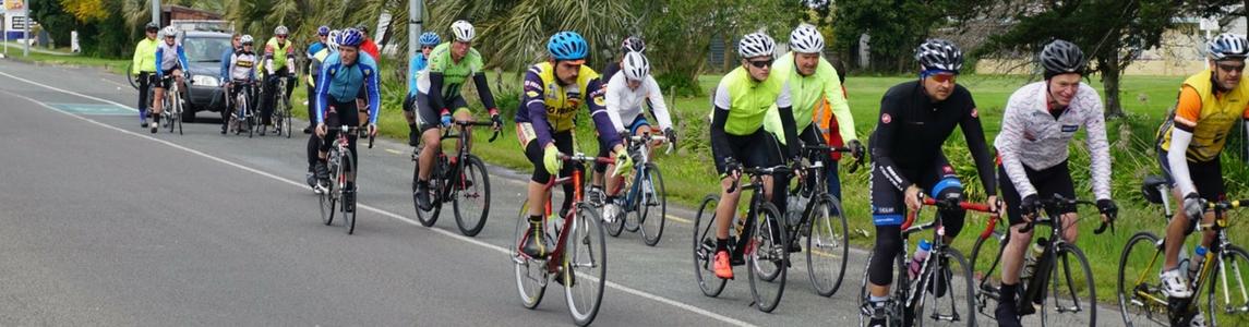 Cycling in Gisborne
